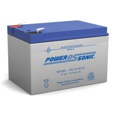PS-12140 - 12 Volt 14 Ah Sealed Lead Acid Battery