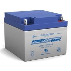 PS-12260 - 12 Volt 26 Ah Sealed Lead Acid Battery
