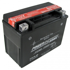 PTX15L-BS AGM Power Sports Battery