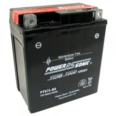 PTX7L-BS AGM Power Sports Battery