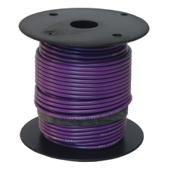 14 Gauge Purple Wire - General Purpose Primary Wire