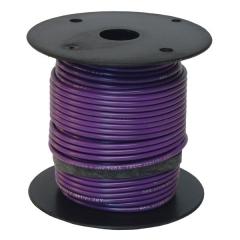 12 Gauge Purple Wire - General Purpose Primary Wire