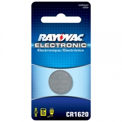 Rayovac CR1620 Lithium Battery