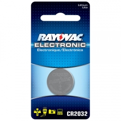 Rayovac CR2032 Lithium Battery