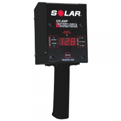 Solar, by Clore Automotive, 1860 hand-held 125 amp battery load tester for 12 volt batteries up to 1000 CCA