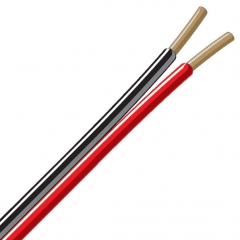 Trailer Wire - Bonded 2 Conductor 14 Gauge Red & Black