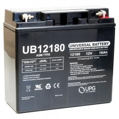 Universal UB12180 -12 Volt 18 Ah Battery