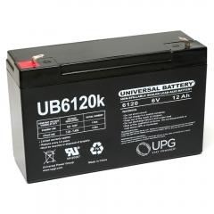 Universal UB6120 - 6 Volt 12 Ah Battery