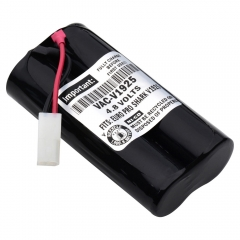 Replacement battery for Euro-Pro Shark V11925, XBV1925 cordless vacuum cleaners/floor sweepers.