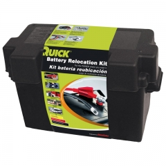 Battery Relocation Kit for Top Post Batteries