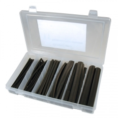 Double Wall Heat Shrink Tube Kit, Black