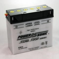 51814 High Performance Power Sports Battery