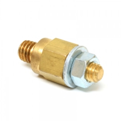 Brass Side Terminal Bolt Adapter
