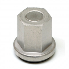 """Stainless Steel 3/8"""" Closed Cap Nut"""