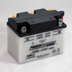 6CB8L-B Power Sports Battery