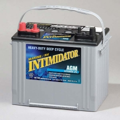 Intimidator 8A24M AGM Group Size 24 Marine Starting & Deep Cycle Battery