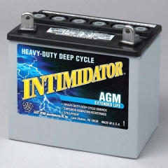 Intimidator 8AU1 Group U1 AGM Battery