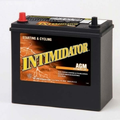 Intimidator 9A51P Group S46B24R AGM Battery