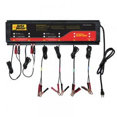AutoMeter BUSPRO-600S 6-Bank Battery Charger