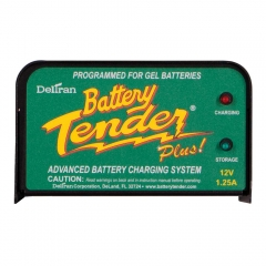 Battery Tender Plus 12 Volt (021-0156) Optimized for Gel Cell Batteries