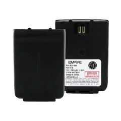 Replacement battery for the HYT BL1809 two way / land mobile radio. 7.4 volts and 1800 mAh