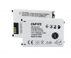 Motorola 56557, HCNN4006 & SNN5571B Two Way Radio Battery