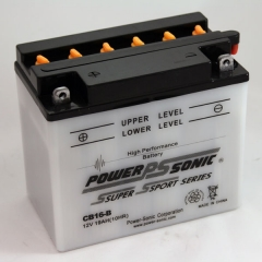 YB16-B / CB16-B High Performance Power Sports Battery
