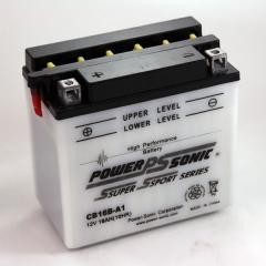 YB16B-A1 / CB16B-A1 High Performance Power Sports Battery