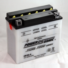 YB18L-A / CB18L-A High Performance Power Sports Battery