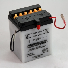 YB2-5L-C / CB2-5L-C High Performance Power Sports Battery