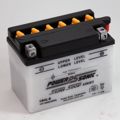 YB4L-B / CB4L-B High Performance Power Sports Battery