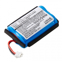 Replacement battery for the SportDOG ProHunter SD-2525, ST101-SP dog training collars and transmitters.