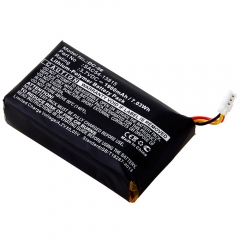 Replacement battery for the SportDOG TEK V1L, TEK V1LT, TEK-H dog training collar and transmitters.
