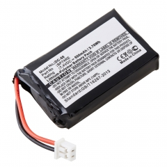Replacement battery for Dogtra BP74RE, Edge Remote Dog Training Collar, Edge RX dog collars.