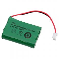 Replacement battery for Tri-Tronics 1038100, 1038100-D, 1038100-E, 1038100-F, 1038100-G, 70-G2, Field 70, Trashbreaker Ultra XL dog collars.