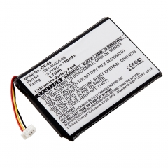 Replacement battery for Garmin Pro 70, Pro 550, PT10, TB10 Dog Collar Battery