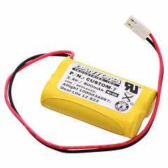 Dual-Lite 0120822 Emergency Lighting Battery