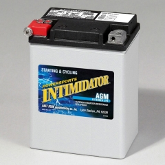 Deka Intimidator ETX15 AGM Power Sports Battery