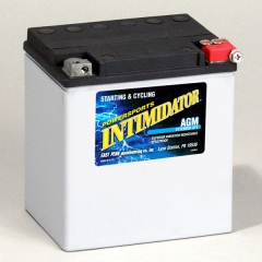 ETX30L Deka Intimidator AGM Power Sports Battery