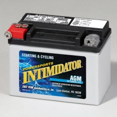 Deka Intimidator ETX9 AGM Power Sports Battery