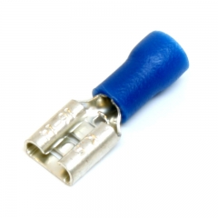 Female Quick Disconnect .110 Tab 16-14 Gauge Wire Connector