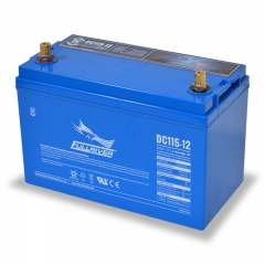 Fullriver DC115-12 Group Size 31 Deep Cycle Battery Left