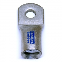 "1 & 2 Gauge 1/4"" Straight Solder Lug"