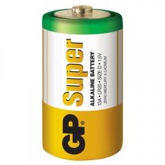 GP D Alkaline Batteries - Bulk 20 Pack