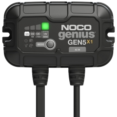 NOCO Genius GEN5X1 1-Bank On-Board Battery Charger