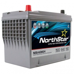 NorthStar NSB-AGM24 Group Size 24 Battery