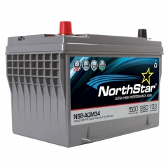 NorthStar NSB-AGM34 Group Size 34 Battery