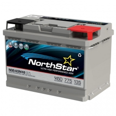 NorthStar NSB-AGM48 Group Size 48 Battery