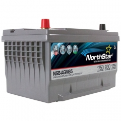 NorthStar NSB-AGM65 Group Size 65 Battery