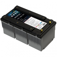 NorthStar NSB-AGM 8DK Group Size 8D Marine Battery